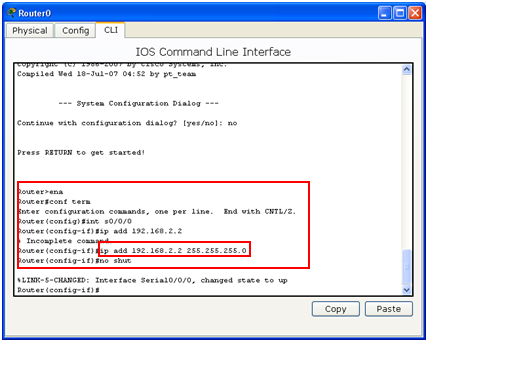 how to add loopback in packet tracer